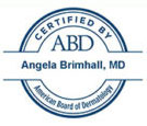 Angela K. Brimhall, DO, FAOCD, FAAD certification