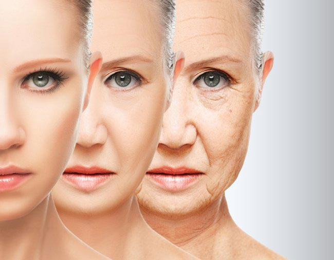 Aging Affects Your Skin