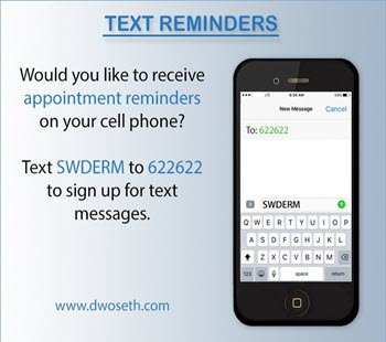 Text reminders illustration